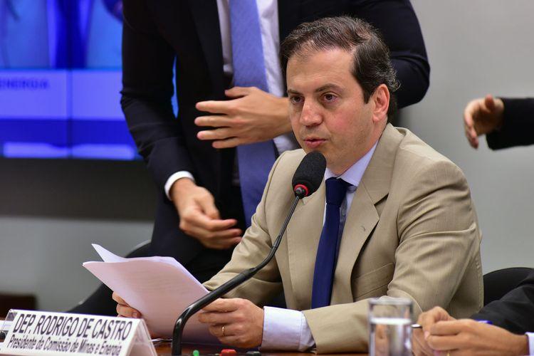 Deputados P - R - Rodrigo de Castro