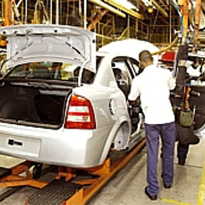 Transporte - Fábricas - Carros - Fábrica de veículos
