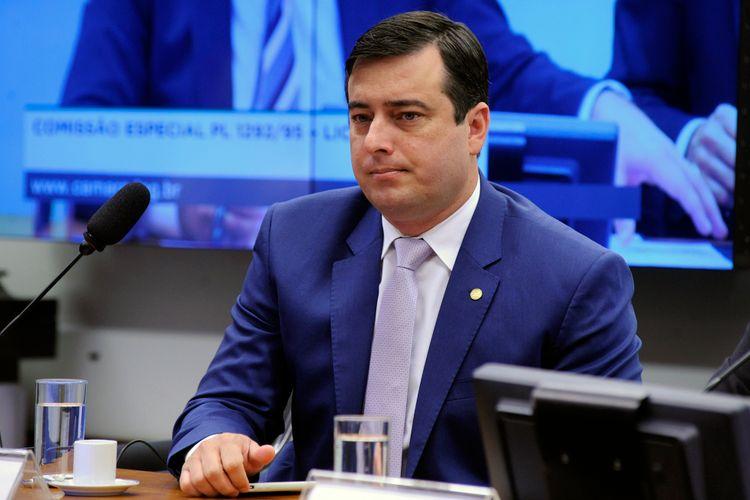 Reunião ordinária. Dep. João Arruda (MDB - PR)