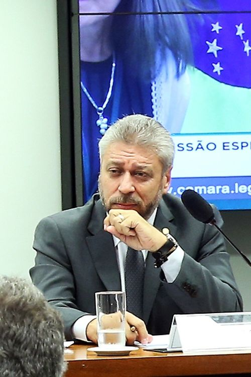 Reunião Ordinária - Dep. Laudivio Carvalho