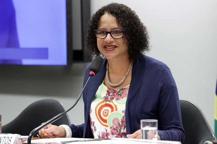 """Seminário: """"Fim do Registro da Profissão de Artista: Valorização da arte ou precarização da profissão?"""" . Dep. Luciana Santos (PCdoB - PE)"""