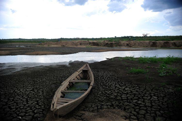 Meio Ambiente - Seca - estiagem água crise hídrica semiárido