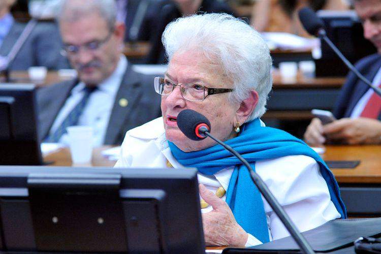 Reunião Ordinária. Dep. Luiza Erundina (PSOL-SP)