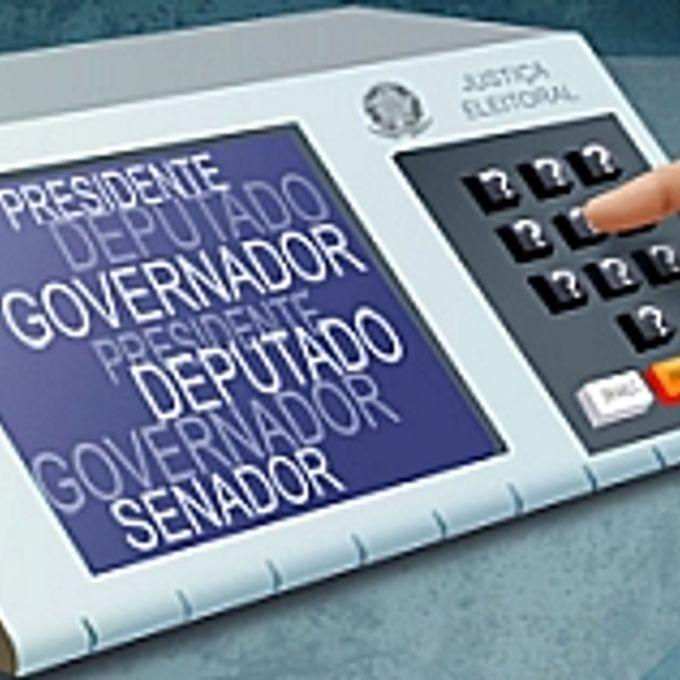 Política - Eleições - Selo das Eleições 2010