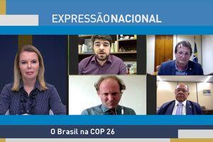 Capa - O Brasil na COP 26