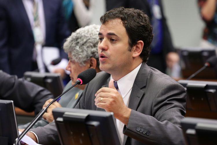 Reunião Ordinária. Dep. Glauber Braga (PSOL-RJ)