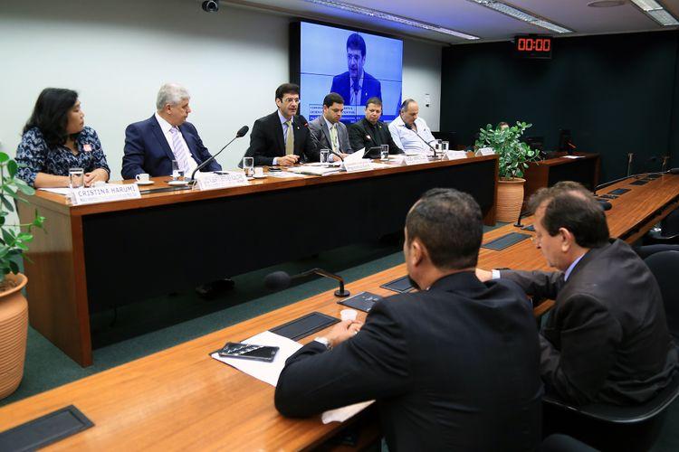 Audiência pública sobre o projeto de Decreto Legislativo