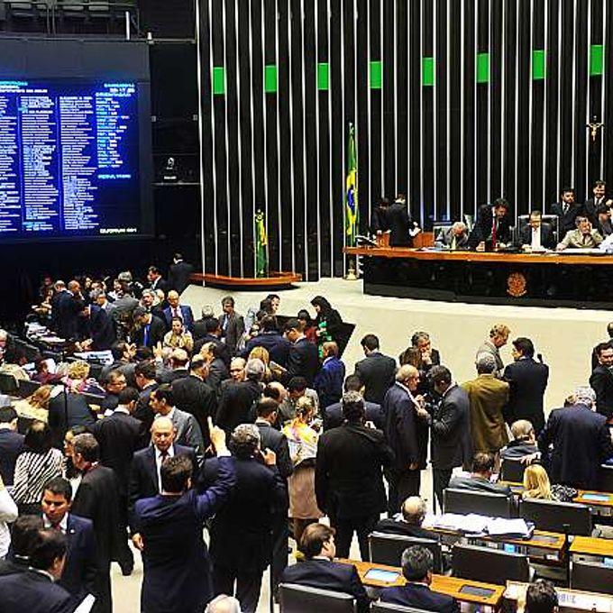 Votação do projeto que regulamenta a criação de municípios (PLP 397/14)