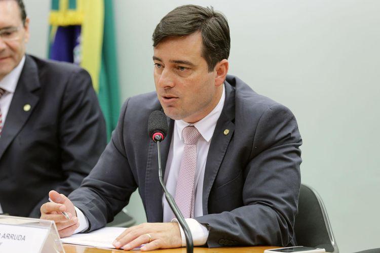 Audiência pública sobre o PL 1292/1995 e apensados. Dep. João Arruda (PMDB - PR)