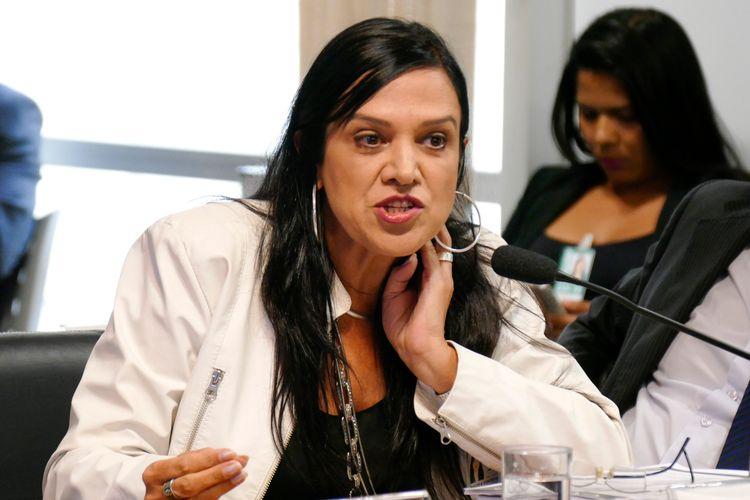 Maria José Braga, integrante do Conselho de Comunicação Social