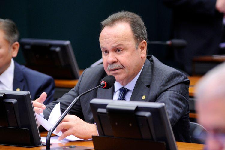 Reunião Deliberativa. Dep. Goulart (PSD-SP)