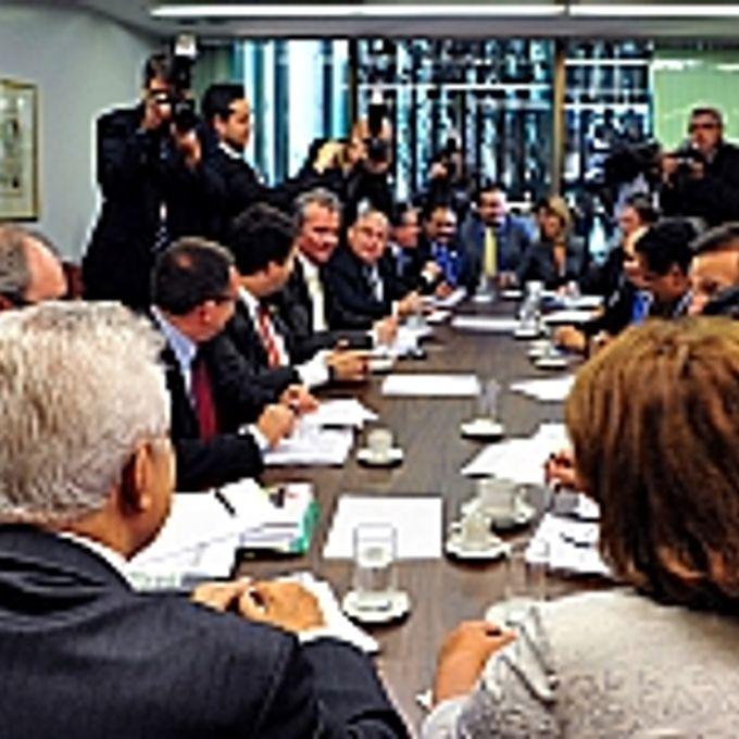 Reunião da Base Aliada
