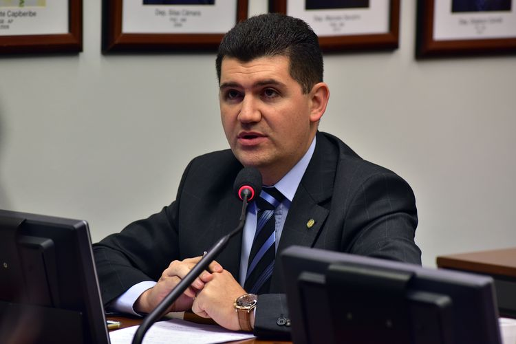 Audiência Pública e Reunião Ordinária. Dep. Ronaldo Martins (PRB-CE)