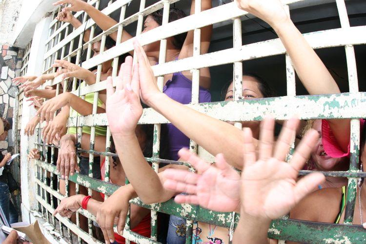 Segurança pública - Presídio - Presos - CPI do Sistema Carcerário