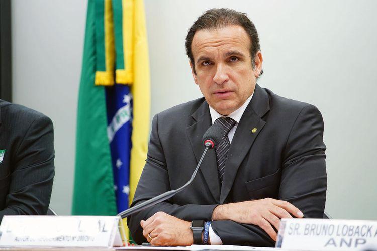 Audiência pública sobre a  aplicação, eficácia e eficiência de plano de contingência da Petrobras, para manutenção da logística de abastecimento e distribuição na cadeia de combustíveis. Dep. Hugo Leal (PSD - RJ)