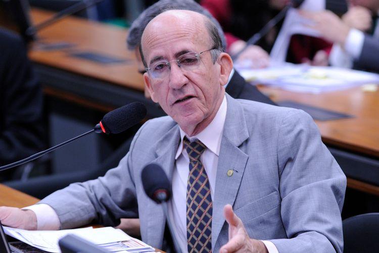 Reunião para discussão do parecer do relator da denúncia contra o presidente da República, Michel Temer. Dep. Rubens Otoni (PT-GO)