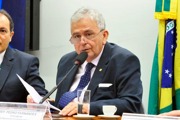Reunião Ordinária. Dep. Pedro Fernandes (PTB - MA)