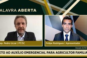 Capa - Veto ao auxílio emergencial para agricultor familiar