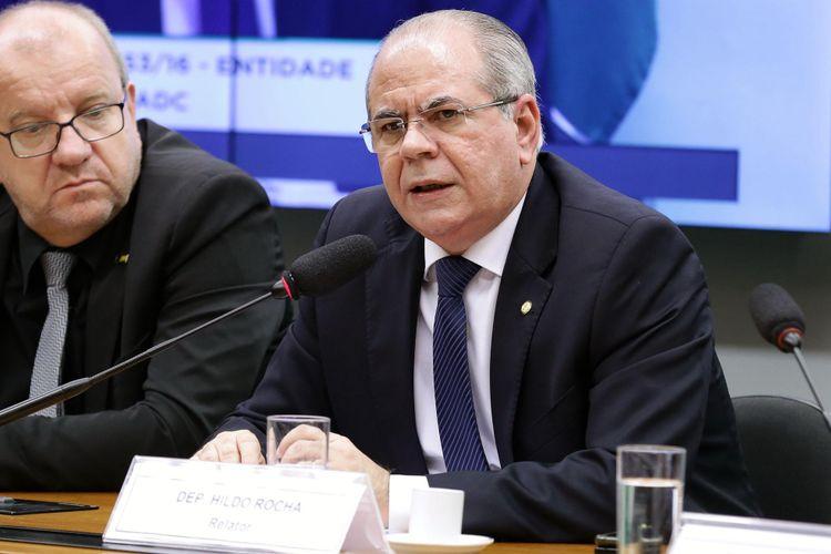Audiência Pública e Reunião Ordinária. Dep. Hildo Rocha (PMDB - MA)