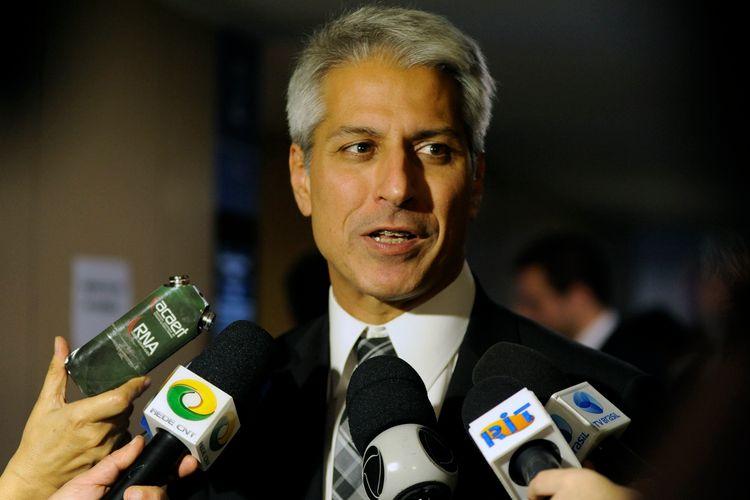 Dep. Alessandro Molon (REDE-RJ) concede entrevista