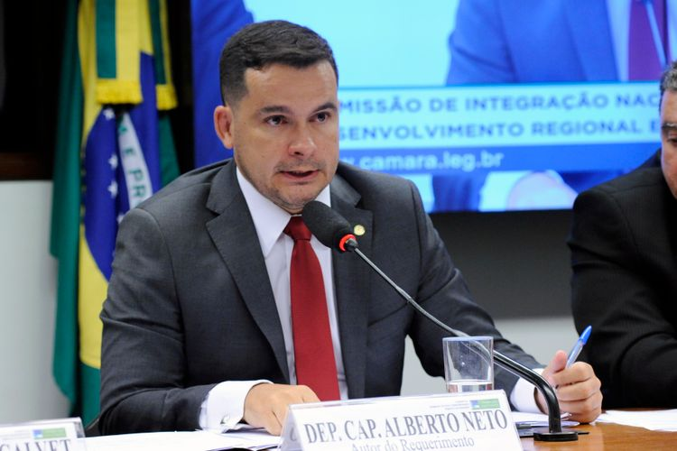 Audiência pública sobre a efetividade da ZFM em estudo da Fundação Getúlio Vargas. Dep. Capitão Alberto Neto (PRB-AM)
