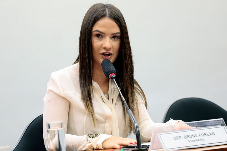 Seminário Internacional. Dep. Bruna Furlan (PSDB - SP)
