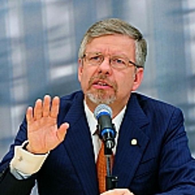 Presidente Marco Maia