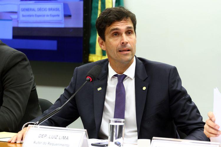 Audiência pública para a preparação das delegações para os Jogos Olímpicos e Paralímpicos de 2020. Dep. Luiz Lima (PSL - RJ)