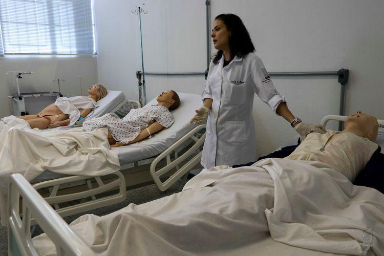 Saúde - geral - faculdades Medicina cursos universidades
