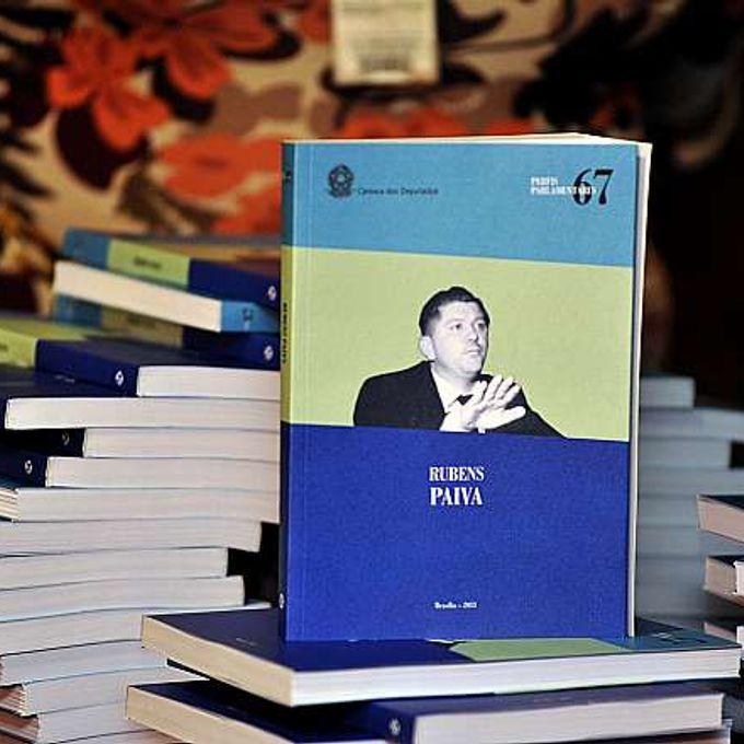 Lançamento de livro - Perfil Parlamentar do deputado federal Rubens Paiva