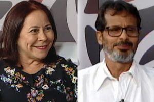 Capa - Bate-papo com poeta Noélia Ribeiro e o escritor José Rezende Jr.