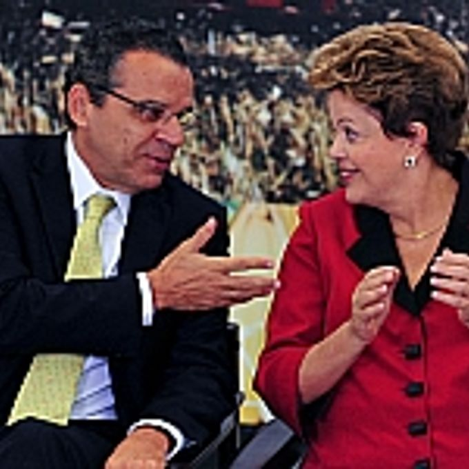 Palácio do Planalto - Lançamento do Plano Agrícola e Pecuário 2013/2014. Presidente Henrique Eduardo Alves e presidente da República Dilma Roussef