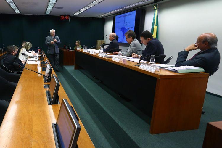 Audiência públicapara debate sobre o PL 1292/1995 e apensados