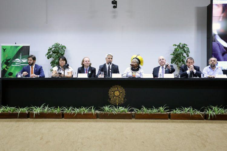 Lançamento da Frente, discussão sobre a tragédia do rompimento de barragem em Brumadinho (MG) e apresentação da expedição da SOS Mata Atlântica em Brumadinho
