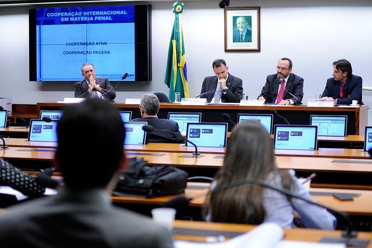 Audiência pública para debater ações de impugnação e cooperação jurídica internacional
