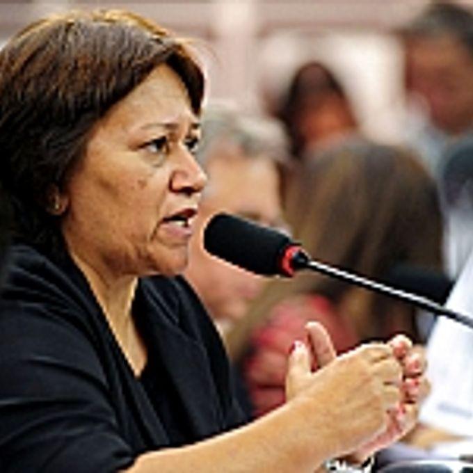 Reunião Ordinária Pauta - votação dos destaques. Dep. Fátima Bezerra (PT-RN)
