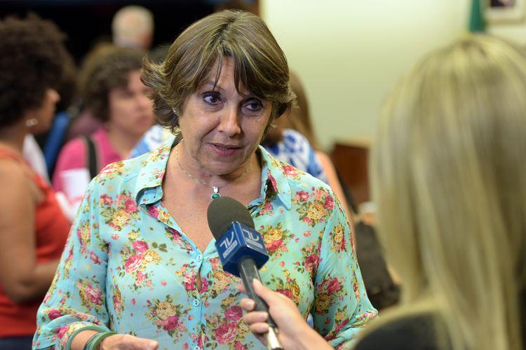 Dep. Erika Kokay (PT-DF) concede entrevista