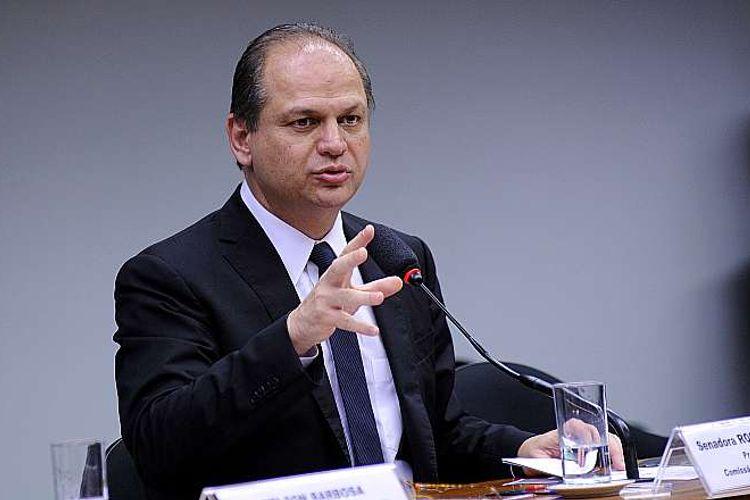 Audiência pública sobre o PL 1/2015, que dispõe sobre as diretrizes para a elaboração e execução da Lei Orçamentária de 2016 e dá outras providências. Dep. Ricardo Barros (PP-PR)