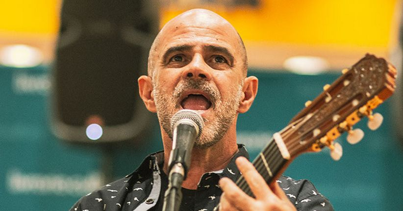 Paulo Fernandez volta a gravar e lança primeiro álbum