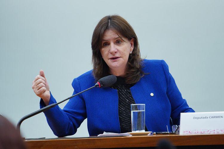 "Seminário  - ""As Mulheres na Política"". Dep. Carmen Zanotto (PPS - SC)"