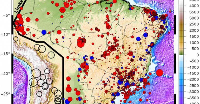 Terremotos no Brasil (REPRISE)