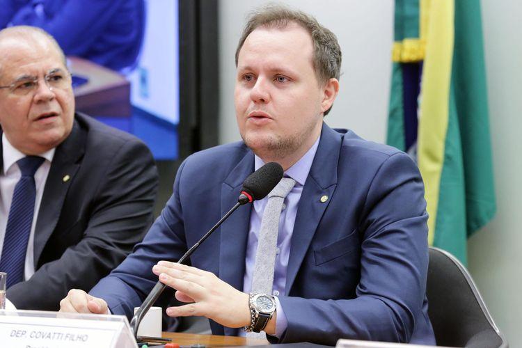 Audiência Pública e Reunião Ordinária. Dep. Covatti Filho (PP - RS)