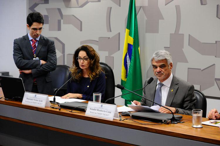 Comissão Mista MP 788