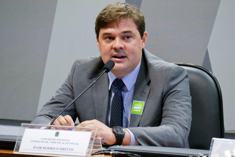 Igor Rodrigo Britto, coordenador-geral de Estudo e Monitoramento de Mercado da Secretaria Nacional do Consumidor do Ministério da Justiça,