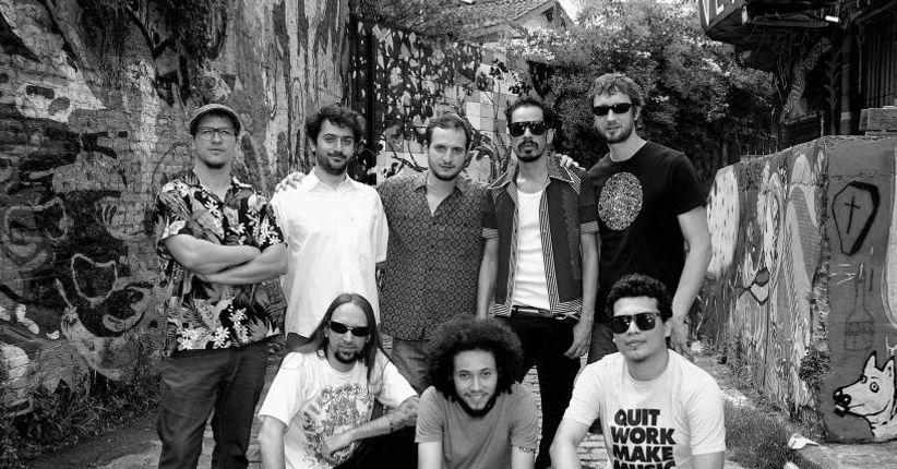 A banda paulista Liquidus Ambiento e o suingue do afro-beat (REPRISE)