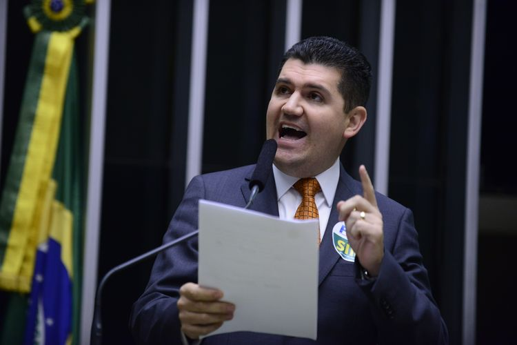 Sessão Especial do Impeachment - deputado Ronaldo Martins - (PRB-CE)