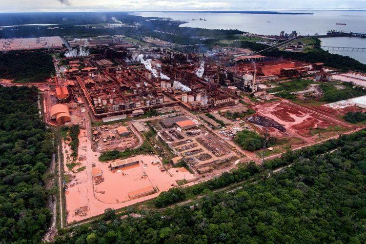 Painel Eletrônico, 15/08/2018 - Caso Mineradora Hydro Alunorte, Barcarena, Pará