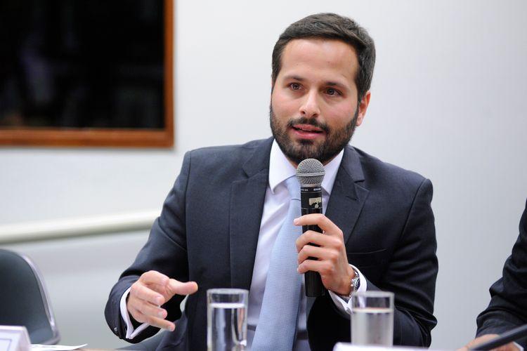 Audiência pública para esclarecimentos sobre fatos relacionados ao objeto de investigação da CPI. Ministro da Cultura, Marcelo Calero