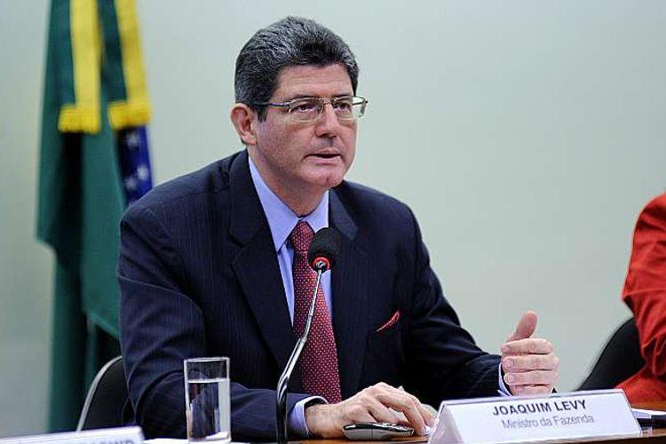 Audiência pública sobre as medidas de ajuste fiscal em andamento. Ministro da Fazenda, Joaquim Levy
