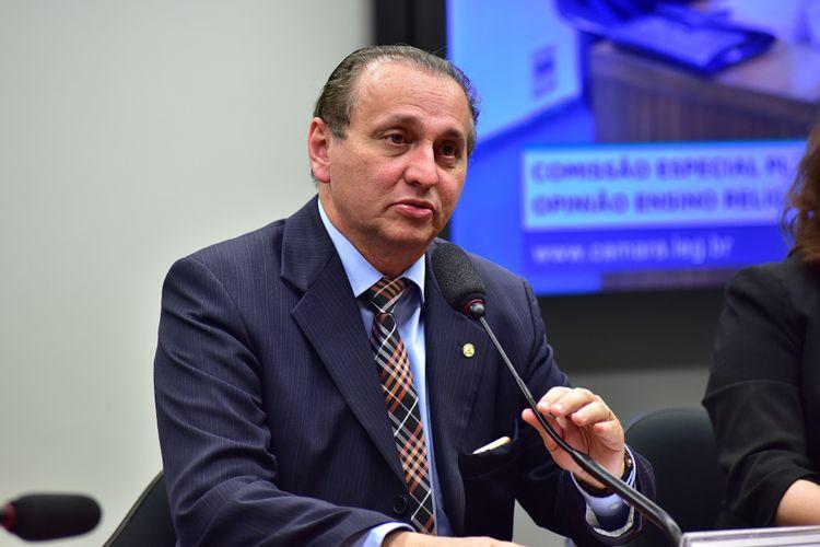 Reunião Ordinária. Dep. Antonio Jácome (PMN-RN)